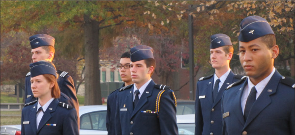 air force rotc � the louisville cardinal