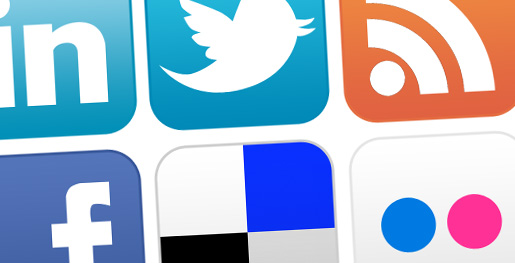16-clean-social-media-icons