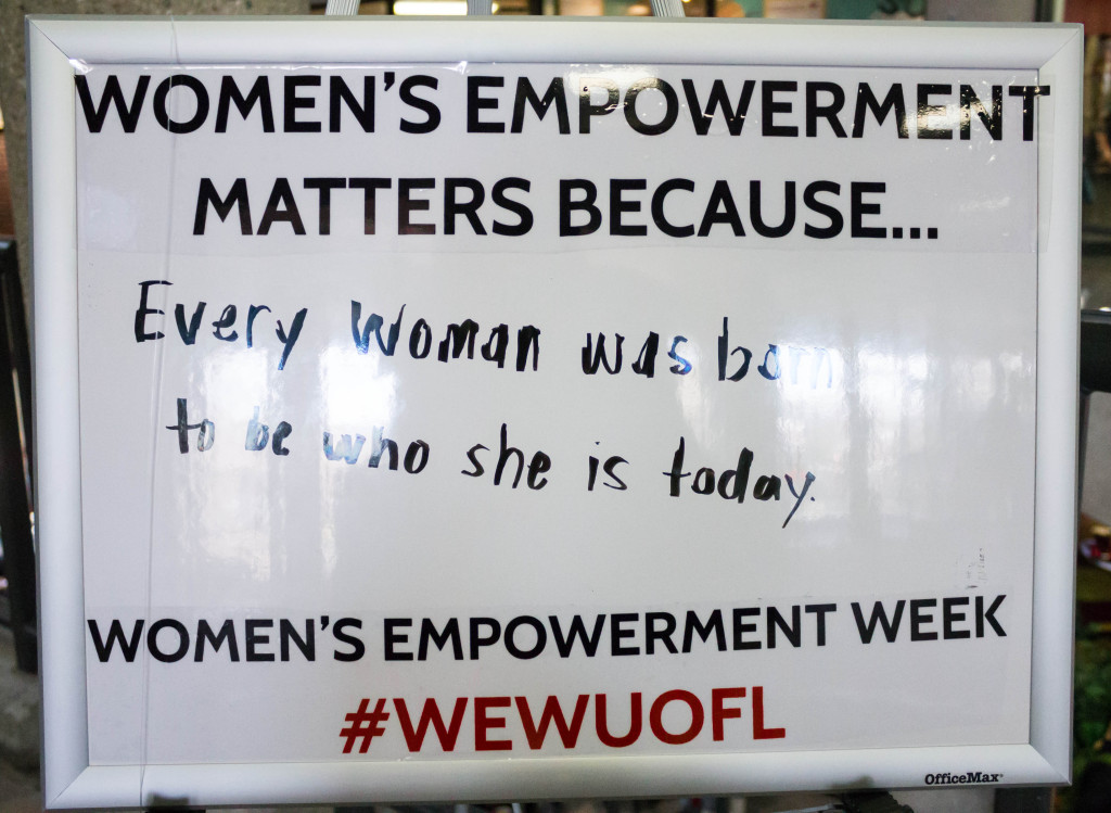 Womens' Empowerment Sign-1