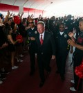 In his triumphant return to Louisville, Card Nation welcomed back Bobby Petrino with much enthusiasm.