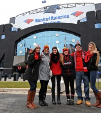 Cards Fan Gear Up for the Big Game