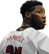 Montrezl Vector Art