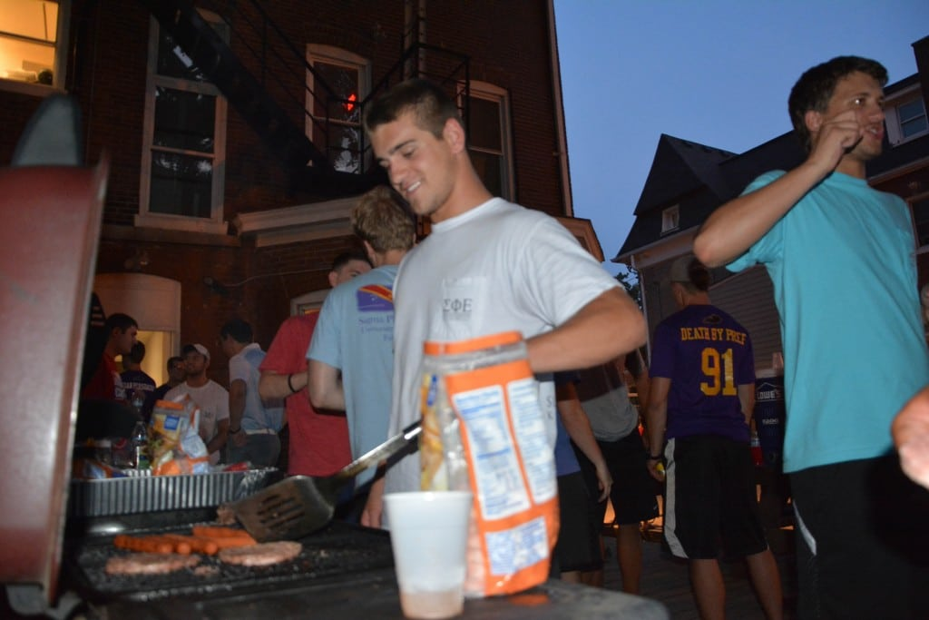 Sig Ep Grill Out