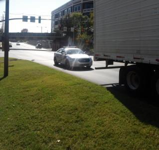 Semi-Truck Collision: Police respond