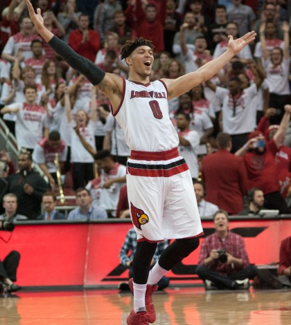 Damion Lee made four three-pointers