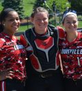 Hailey Smith, Morgan Hart and Brittany Sims (left to right)