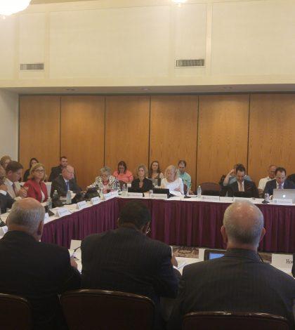 Board of trustees meeting