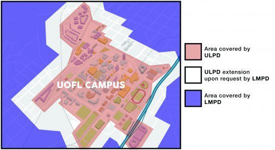 ULPD Crime Graphic