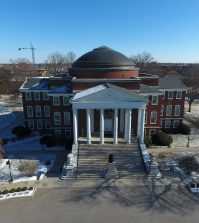 Grawemeyer Hall, U of L