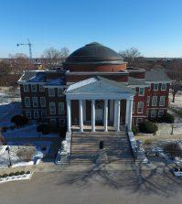 Grawemeyer Hall, U of L