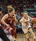 Women's basketball, u of l, boston college