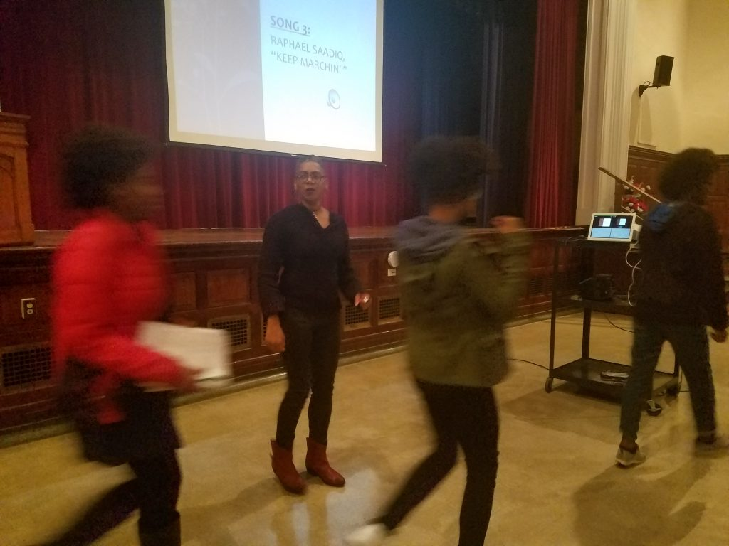 Rhonda WIlliams, Social Justice, Anne Braden