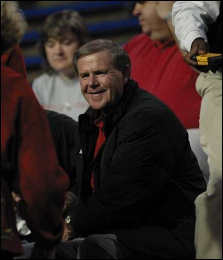 Catching up with Denny Crum Part 1