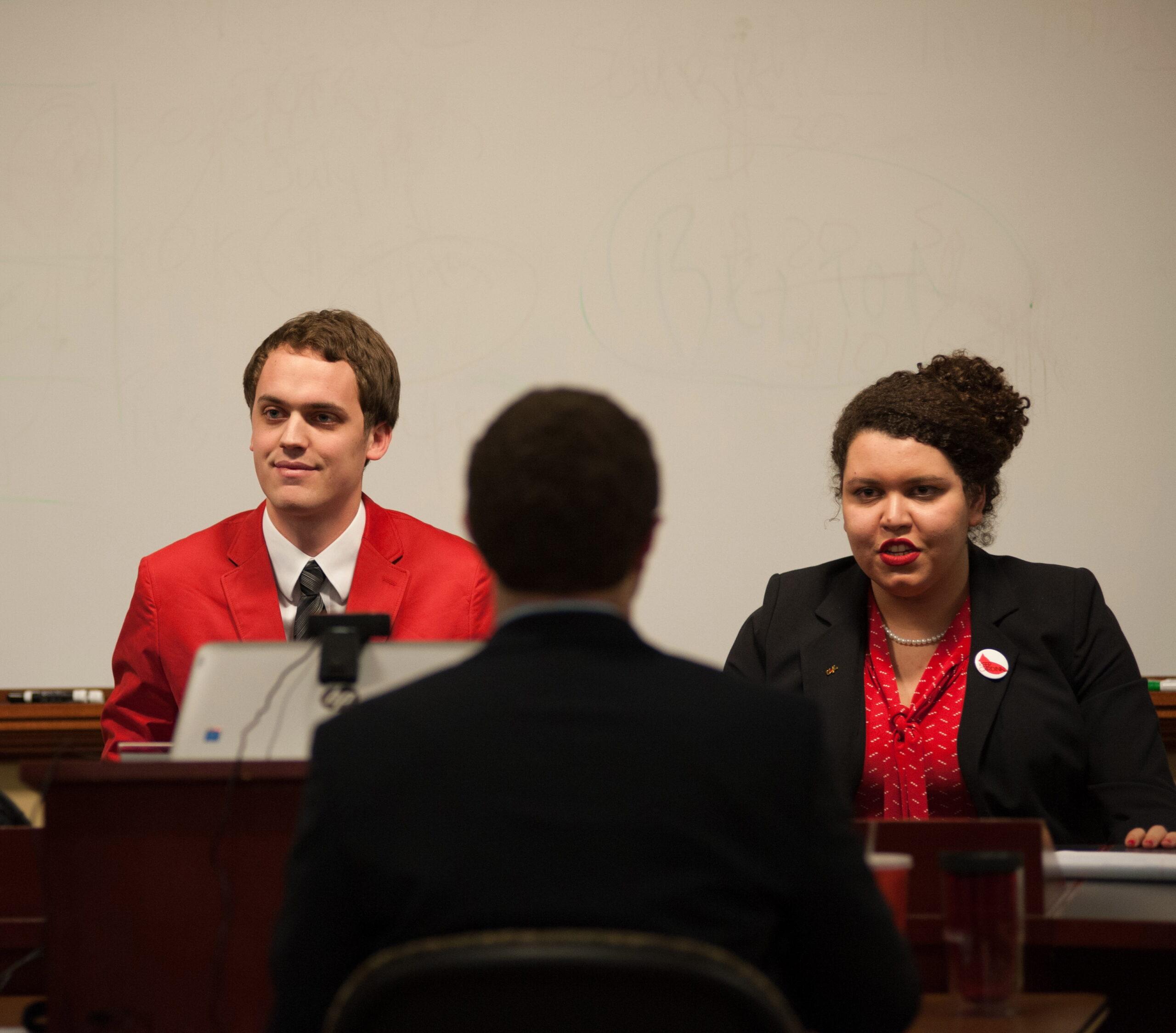 SGA debate 2015