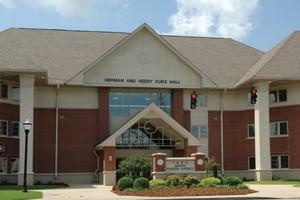 louisville university kurz hall