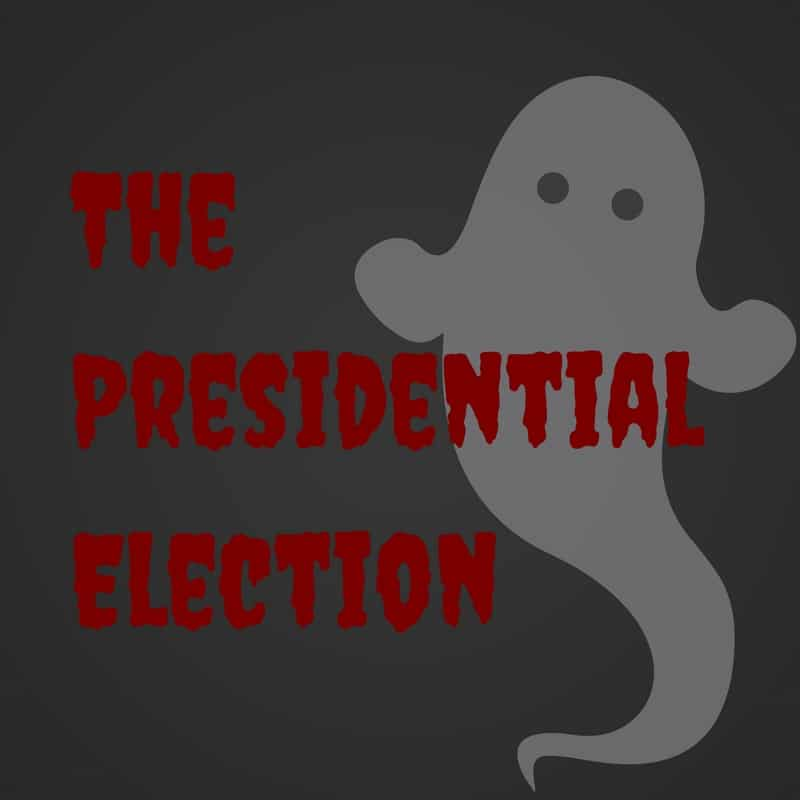 spooky presidential election
