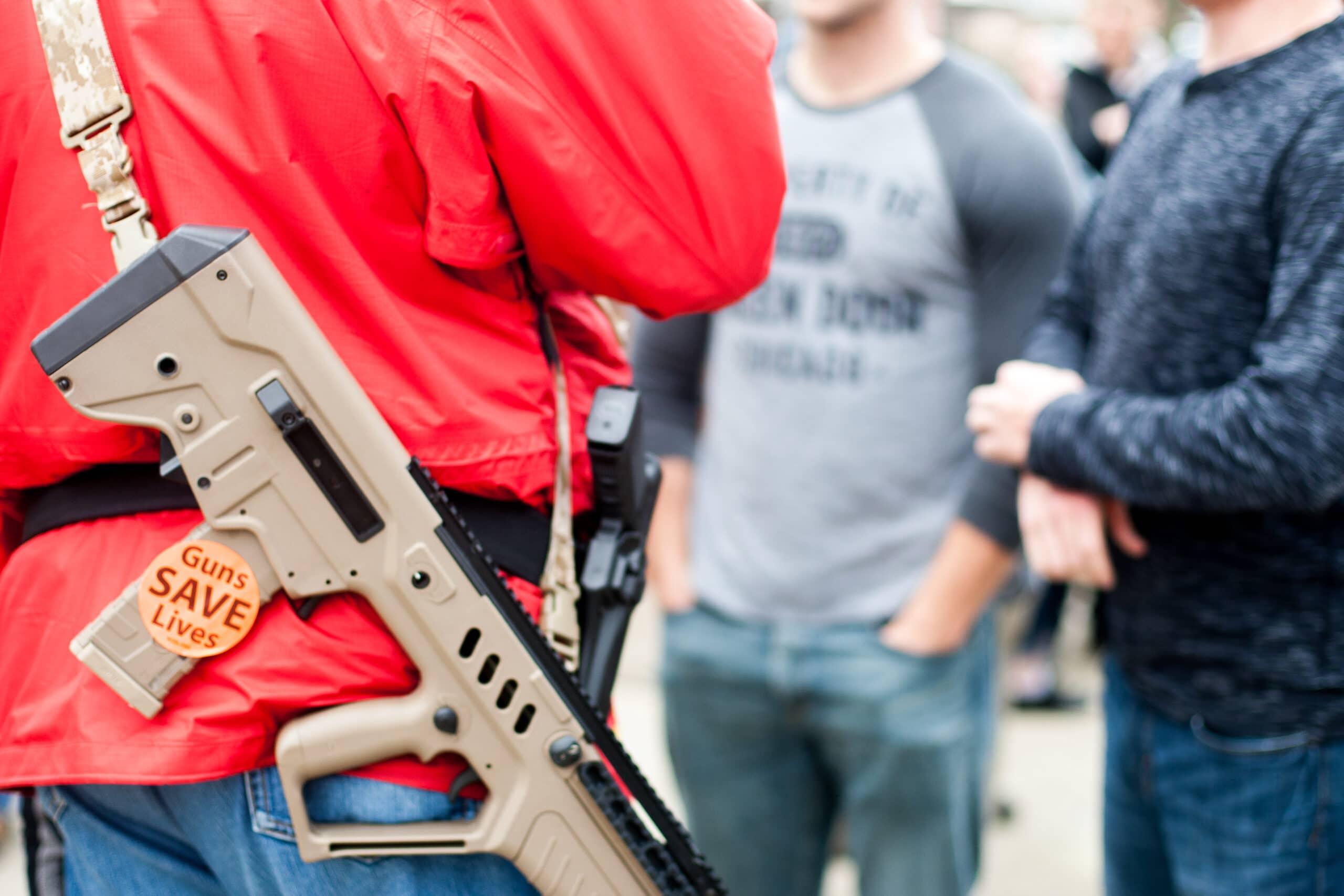 guns, open carry