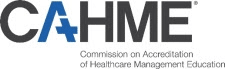 Commission on Accreditation of Healthcare Management Education (CAHME)