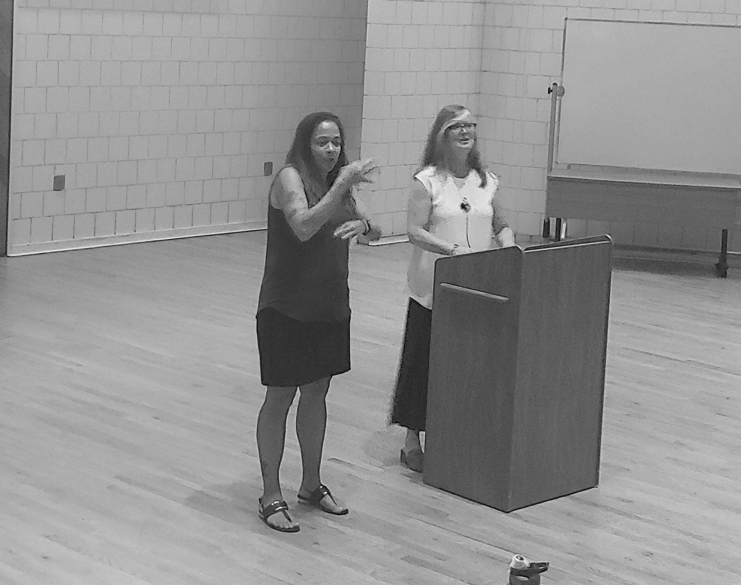 Dean Address with Dean Kimberley Kempf-Leonard