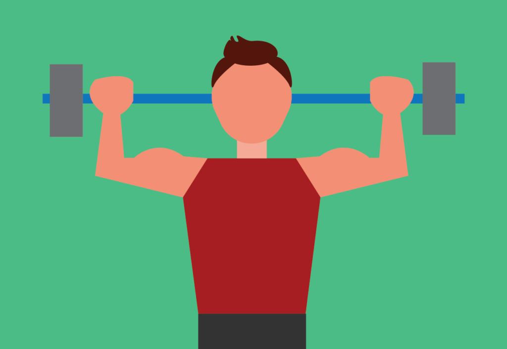 Exercising Graphic