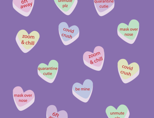 Get creative this Valentine's Day with COVID friendly date ideas