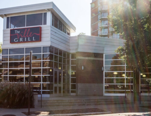 Ville Grill has completed second phase of construction