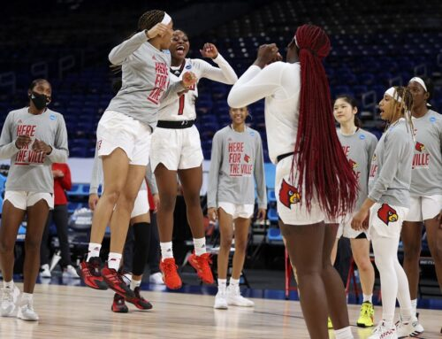 U of L women's basketball advances to the Elite 8