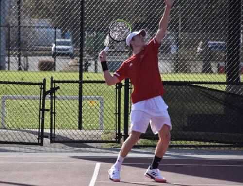 Men's tennis picks up a 7-0 win over Butler