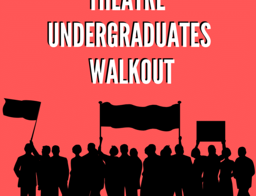 Theatre students walk out of rehearsal to protest treatment from department faculty