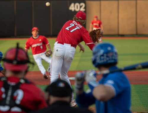 U of L men's baseball walks away with a win against UK