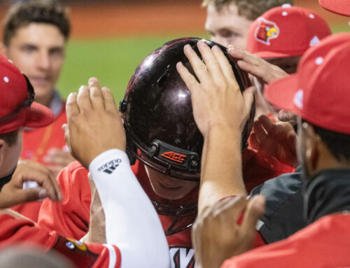 U of L baseball wins against Florida State during extra inning