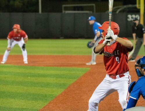 U of L baseball takes a loss against school rival UK