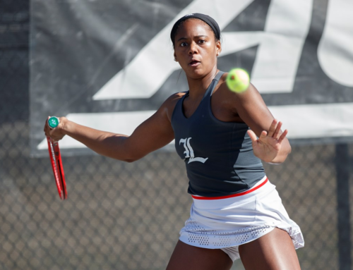 No. 11 Georgia Tech tops No. 50 U of L women's tennis