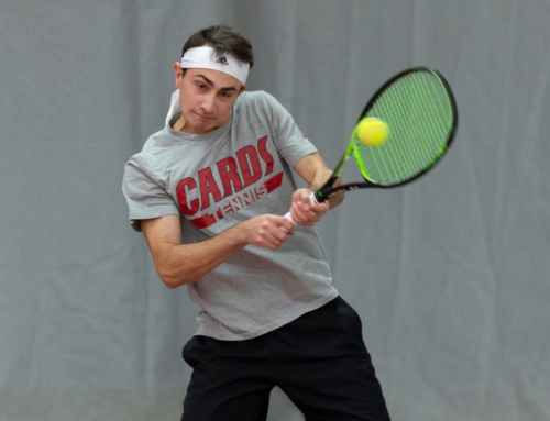 U of L men's tennis picks up 4-2 win over Clemson