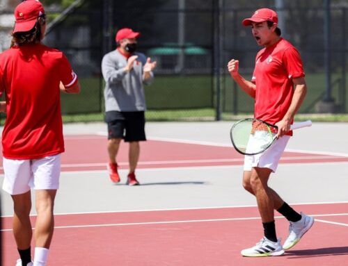 U of L men's tennis heads home after loss in ACC tournament