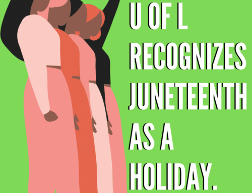 U of L plans to observe Juneteenth as a holiday