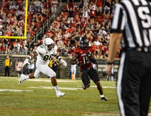 Louisville Football Wins Again On Home Field