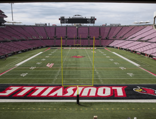 Players and fans anticipate return to full capacity football games