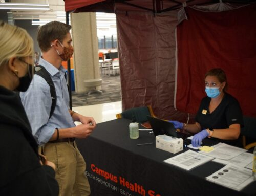 U of L launches vaccination dashboard; continues pop-up vaccination sites