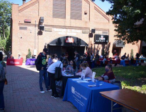Nonprofit Fair Returns to UofL for 2021