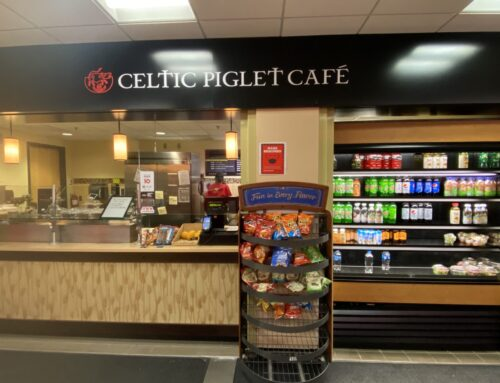 Celtic Pig foodtruck expands with campus restaurant