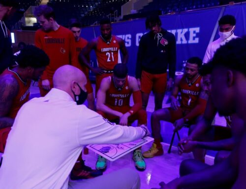Louisville Men's Basketball Will Hold Their First Scrimmage This Season