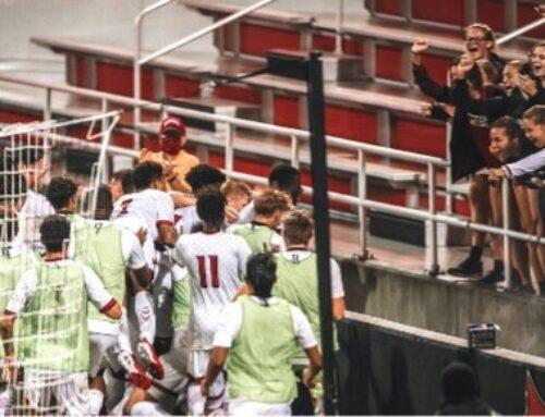 U of L Men's Soccer Takes Victory Against Evansville