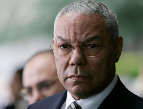 Colin Powell: The loss of an American hero and a bygone era