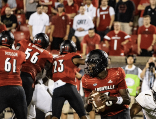 Louisville Football Loses By One Point Against UVA