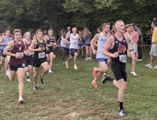 U of L competes in The Live In Lou Cross Country Classic
