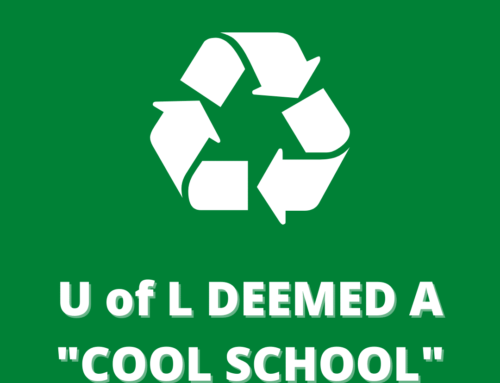 U of L ranked top university in Kentucky for sustainability