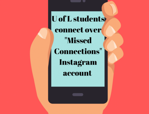 """U of L students reach out to each other anonymously on """"Missed Connections"""" account"""