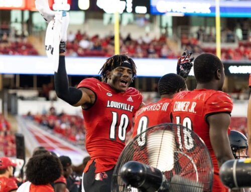 Louisville Football Takes A Loss Against Wake Forest