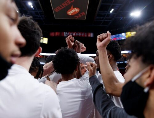 Louisville men's basketball schedule is out!